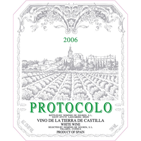Protocolo Blanco 750 ml
