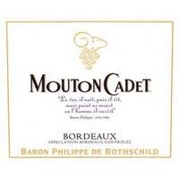 Baron Philippe Mouton Cadet Red 750 ml