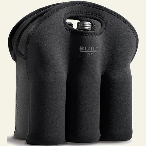 Built NY Tote Six Pack Black