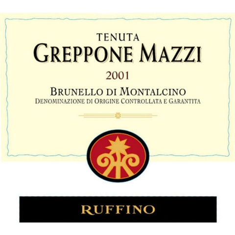Ruffino Brunello Di Montalcino 750 ml
