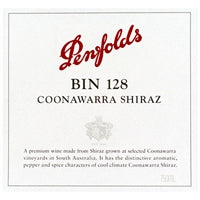 Penfolds Bin 128 Shiraz 750 ml