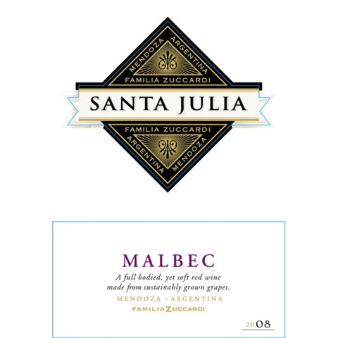 Santa Julia Malbec 750 ml