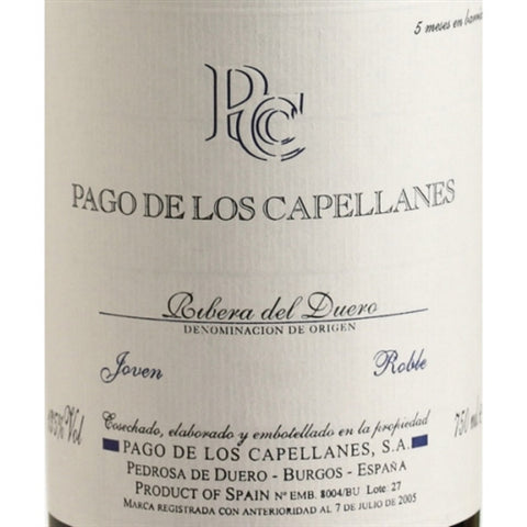 Pago de Los Capellanes Roble 2006 (750 ml)