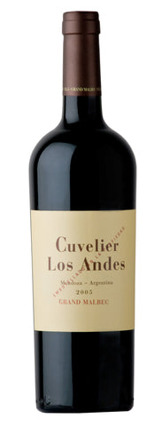 Cuvelier Los Andes Grand Malbec (750 ml)