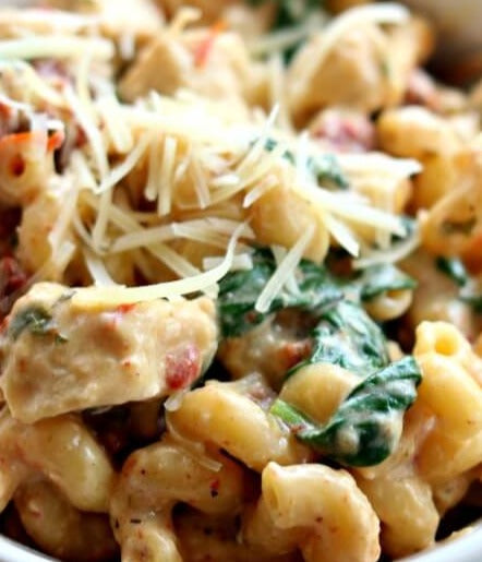 Ready To Eat: Tuscan Chicken Pasta