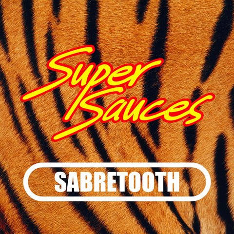 Super Sauces: Sabretooth (Sweet & Spicy) (16 oz)