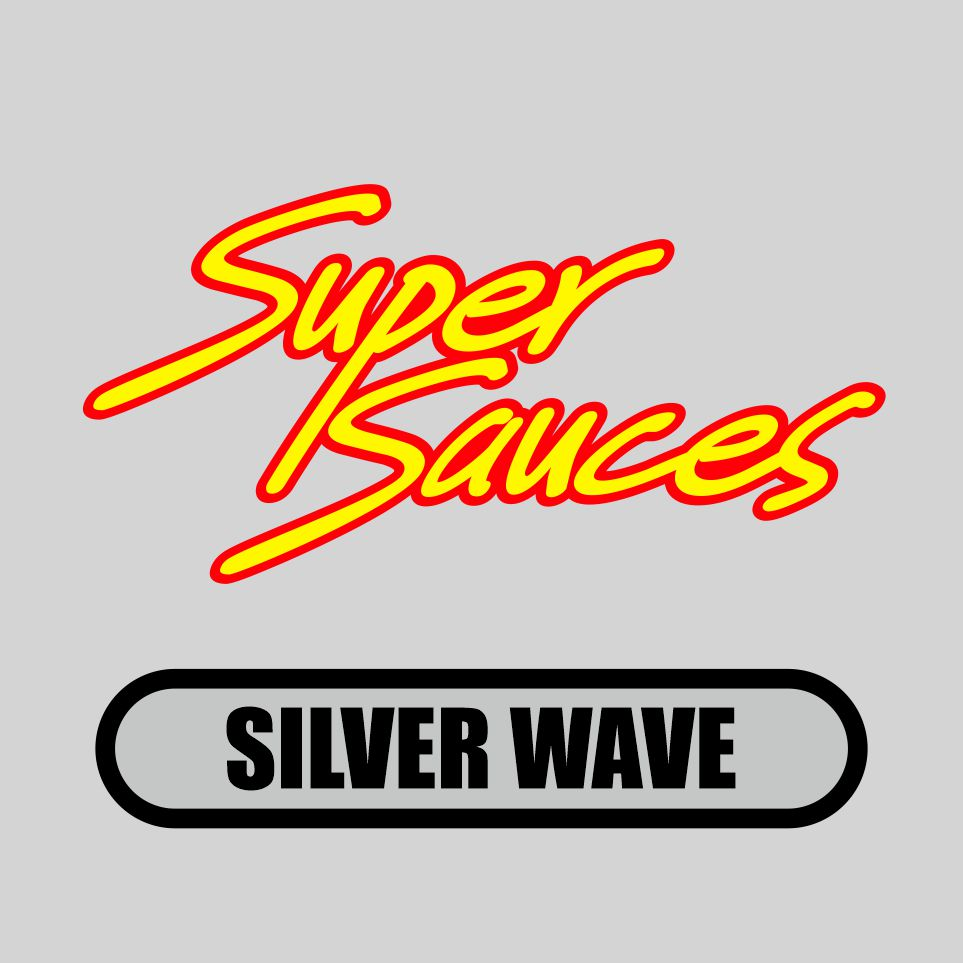 Super Sauces: Silver Wave (Alabama White-Style BBQ Sauce) (16 oz)