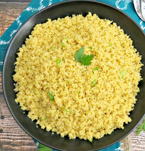 Carbs: Couscous (1 lb)
