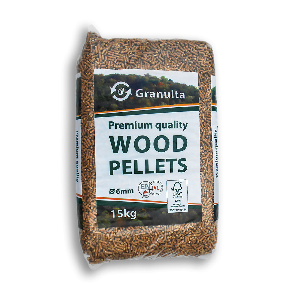 ENPlus A1 Wood Pellets