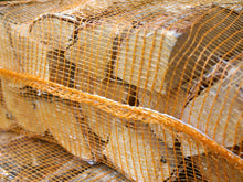 Load image into Gallery viewer, Kiln dried birch logs - 24 large nets 25cm / 30cm