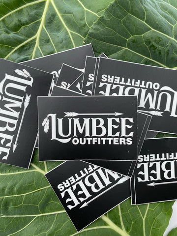 Lumbee Outfitters Sticker