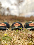 Lumbee Outfitters Camo Patch Hat