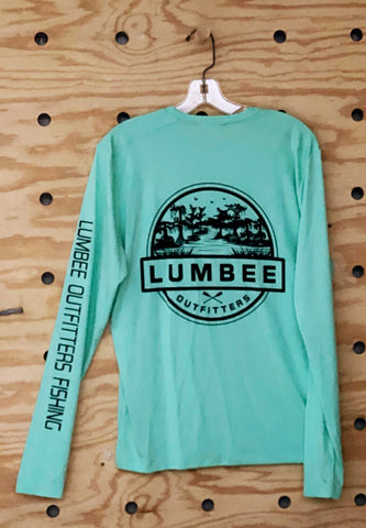 Lumbee Outfitters UV Fishing Shirt