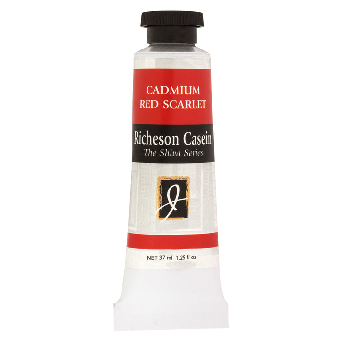CASEIN 37ml TUBE CADMIUM RED SCARLET