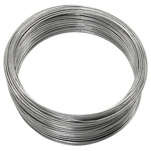 GALVANIZED WIRE STEEL 50' 19-GAUGE