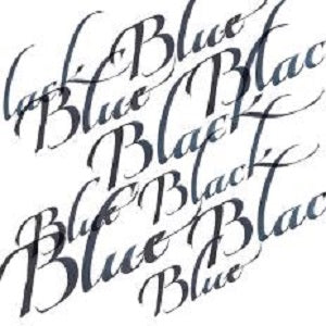 CALLIGRAPHY INK 30ml BLUE BLACK