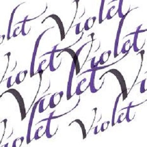 CALLIGRAPHY INK 30ml VIOLET