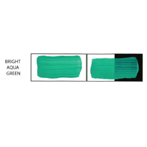 HULLS ACRYLIC 200ML TUBE BRIGHT AQUA GREEN