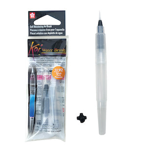 KOI WATER BRUSH 4ML TANK SMALL