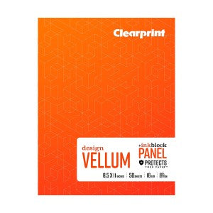 CLEARPRINT FIELD BOOK PLAIN 8.5X11