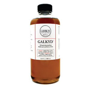 GAMBLIN GALKYD MEDIUM 16.9oz
