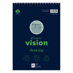 VISION DRAWING PAD 11''x14''