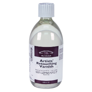 ARTISTS RETOUCHING VARNISH 250ml