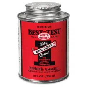 BEST-TEST 1-COAT CEMENT 8oz