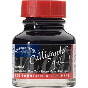 CALLIGRAPHY INK 30ml BLACK
