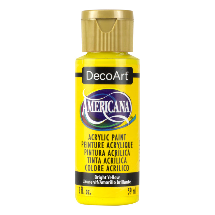AMERICANA 2oz BRIGHT YELLOW