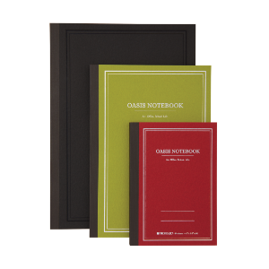 PROFOLIO OASIS NOTEBOOK A5 MEDIUM BRICK