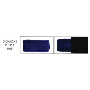 HULLS ACRYLIC 200ML TUBE DIOXAZINE PURPLE HUE