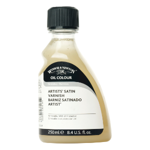 ARTISTS SATIN VARNISH 250ml