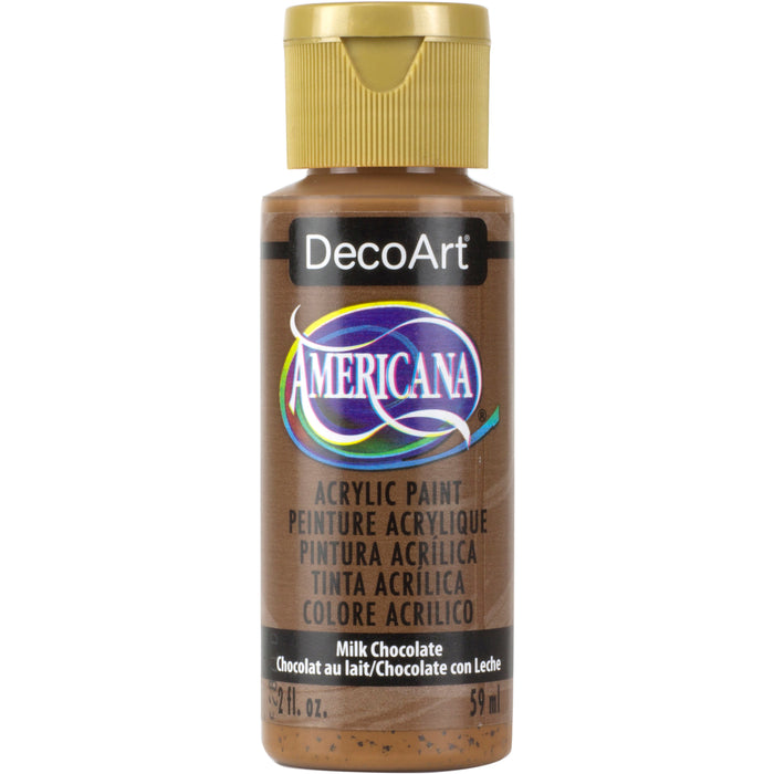 AMERICANA 2oz MILK CHOCOLATE