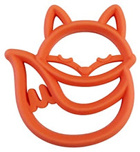 Load image into Gallery viewer, CHEW CREW SILICONE BABY TEETHER