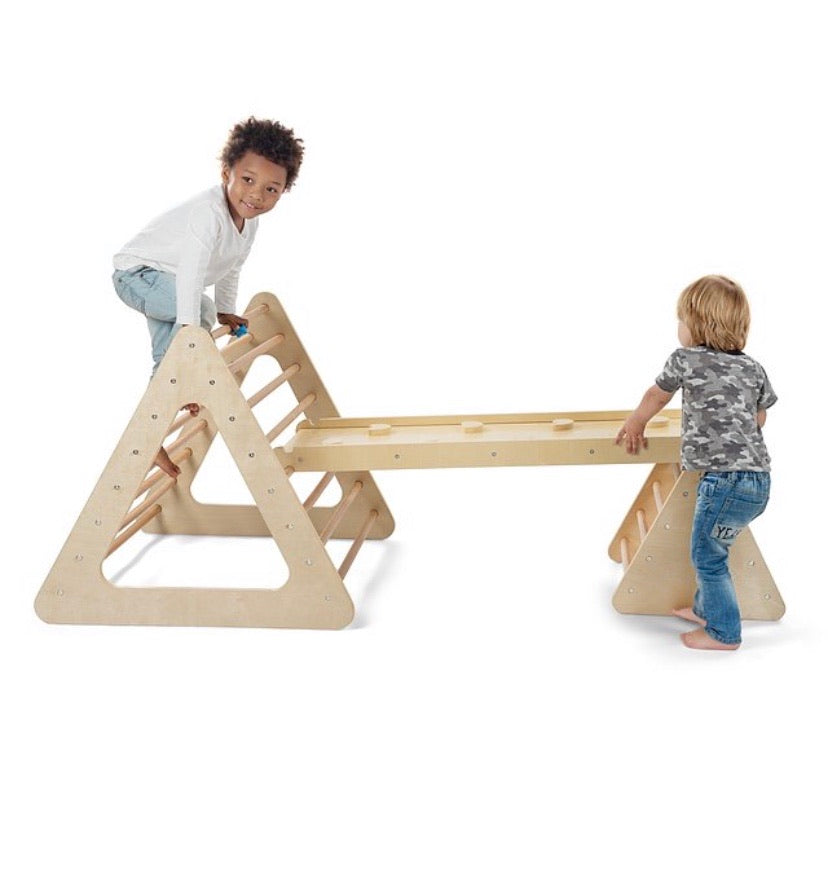 Three Piece Combo Toddler Gym