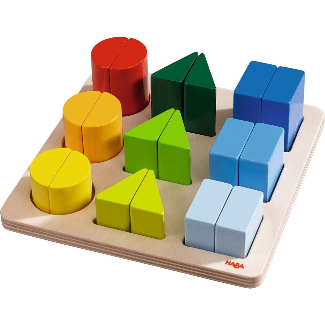 Haba Perfect Pair Shape Puzzle