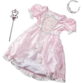 Melissa and Doug Princess Role Play Costume Set