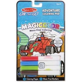 Melissa and Doug Magicolor - On the Go - Games & Adventure Coloring Pad