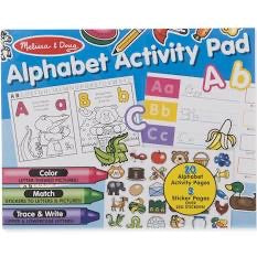 Melissa and Doug Alphabet Activity Pad
