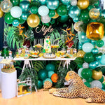 Kit 160 ballons Guirlande Jungle 🌄