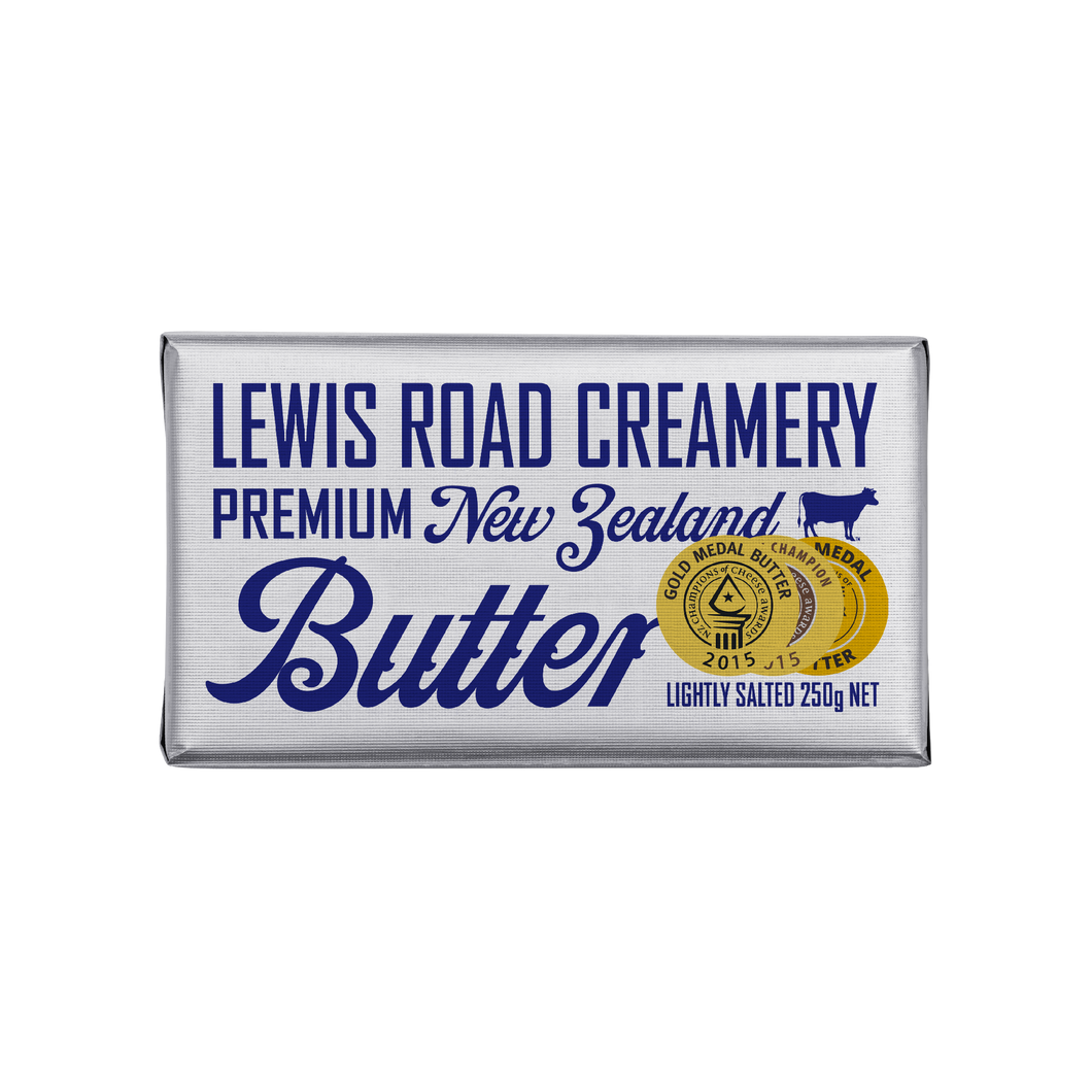 Premium Lightly Salted Butter