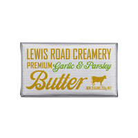 Lewis Road Creamery | Premium Garlic & Parsley Butter