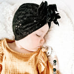 Load image into Gallery viewer, Broderie Anglaise Florence Turban (LIMITED EDITION)