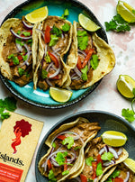 CHICKEN MOLE TACOS - CALEB CAMBRIDGE