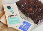 PLANT BASED GOOEY CAKE & YOGA BROWNIES - IMMY MAY