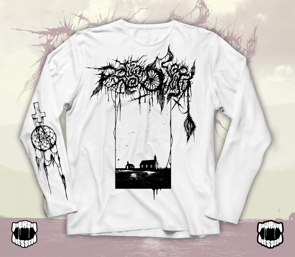 Rowsdower - Long Sleeve Dream Catcher