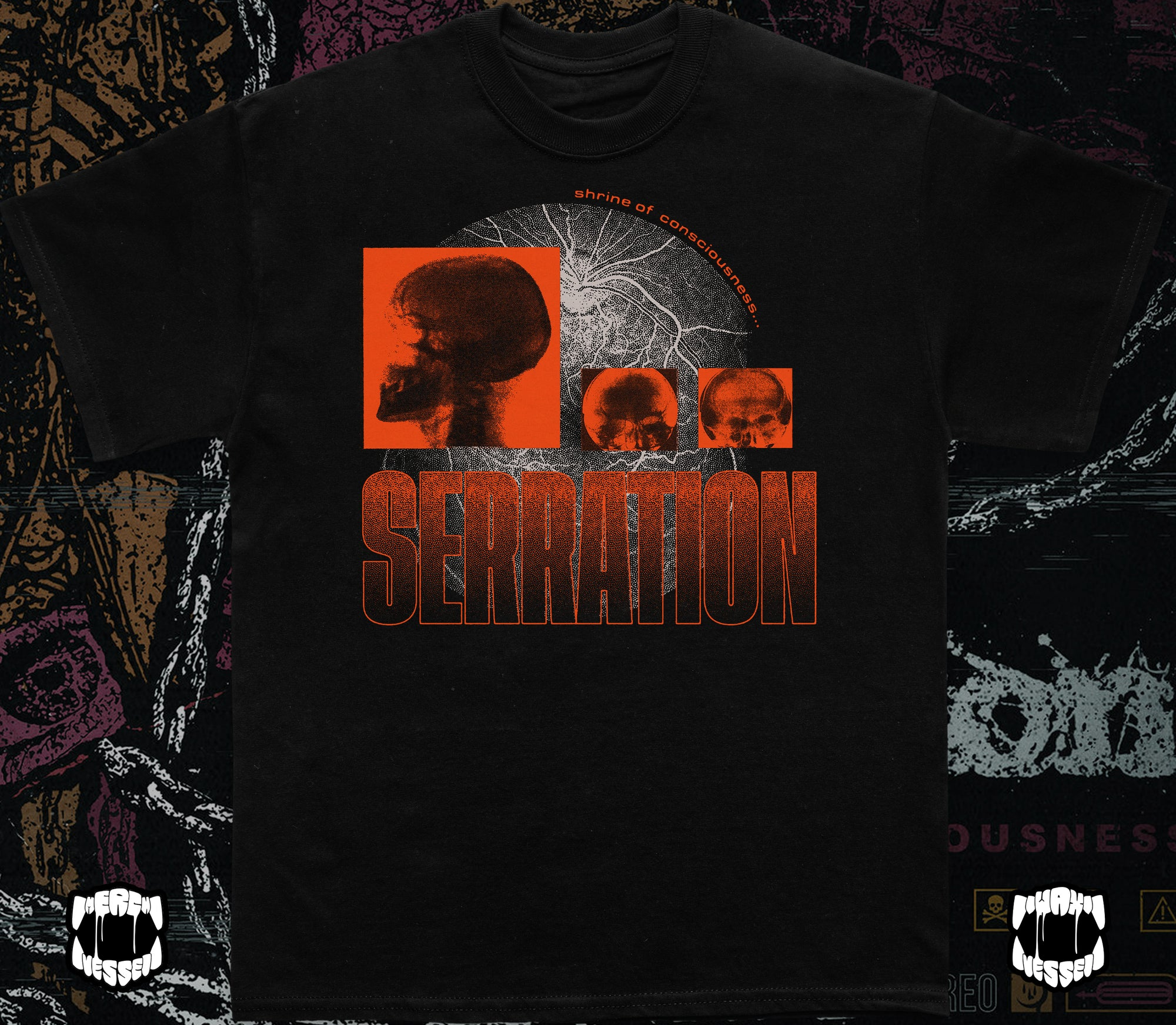 Serration - Consciousness Shirt