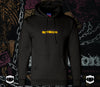 Serration - Embroidered Logo Hoodie