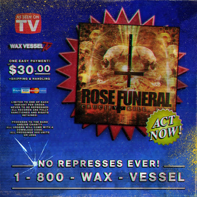 Rose Funeral - Crucify.Kill.Rot.